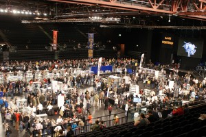 Games Day 2012 - Mail Hall