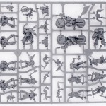 Warhammer 40,000: Dark Vengeance Sprue 1 (the box contains 2 of these)