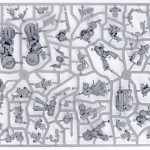 Warhammer 40,000: Dark Vengeance Sprue 2 (the box contains 1 of these)