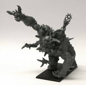 Warriors of Chaos Slaughterbrute-mutalith-vortex-bast