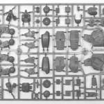 Tau Empire XV104 Riptide Battlesuit Sprue 1